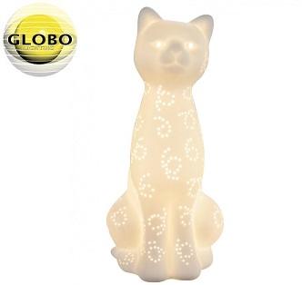 namizna-dekorativna-keramična-svetilka-lučka-mačka