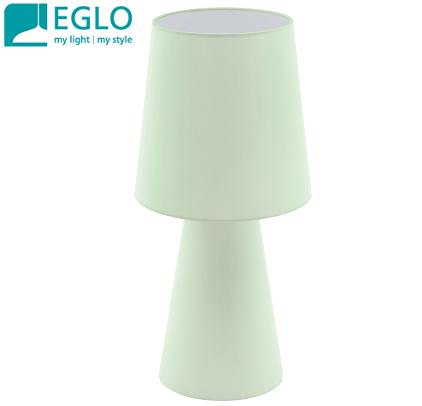 namizna-tekstilna-bralna-dekorativna-svetilka-v-pastelnih-barvah-eglo-pastelno-svetlozelena