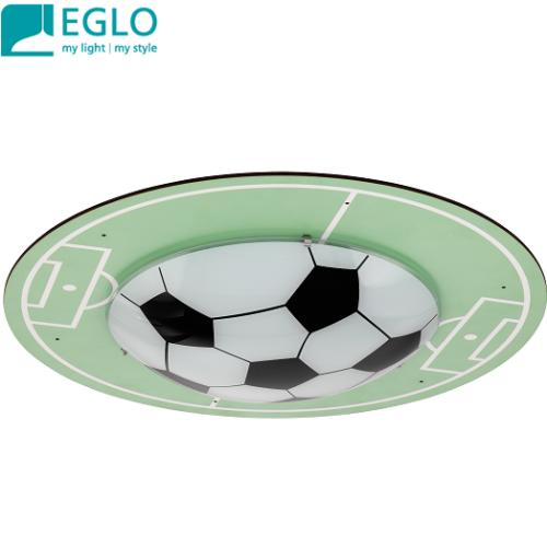 otroška-stropna-svetilka-nogomet-žoga-plafonjera