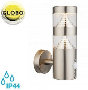 senzorska-zunanja-stenska-inox-led-svetilka-globo-dol-gor-ip44