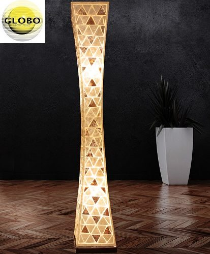stoječa-dekorativna-svetilka-iz-morskih-školjk-E27