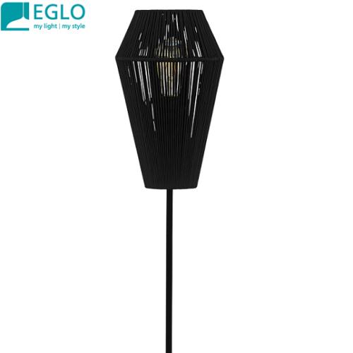 stoječa-svetilka-iz-žice-črna
