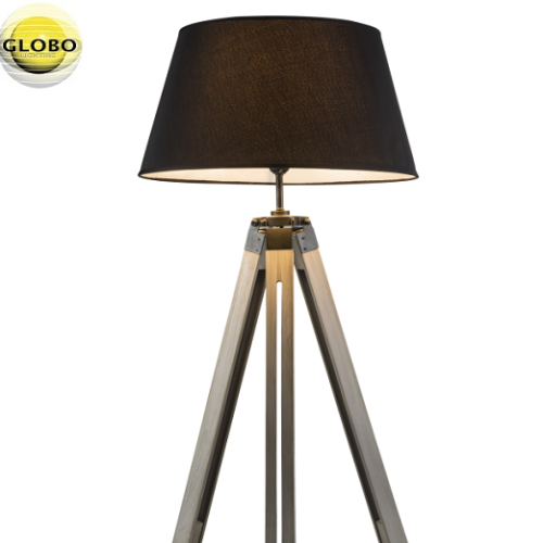 stoječa-trinožna-lesena-retro-vintage-svetilka