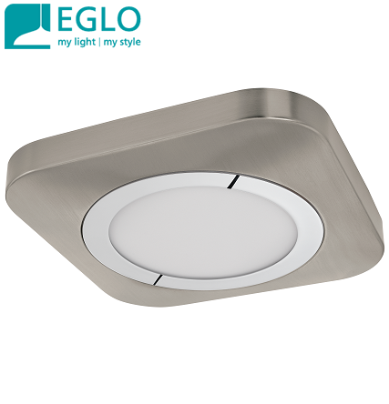stropna-led-svetilka-plafonjera-kvadratna-brušen-nikelj-eglo-400x400-mm