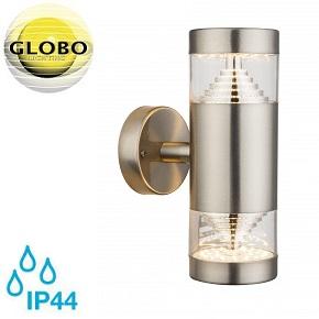 zunanja-stenska-inox-led-svetilka-globo-dol-gor-ip44