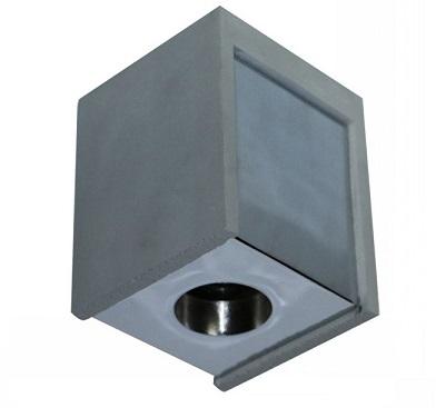 stropna-spot-reflektorska-svetilka-iz-mavca-kocka-siva-krom