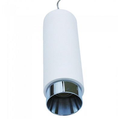 viseča-svetilka-iz-mavca-bela-krom