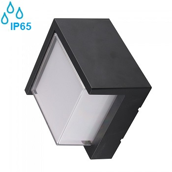 zunanja-vodotesna-stenska-kvadratna-led-svetilka-ip65