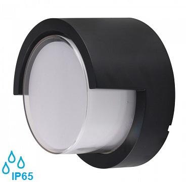 zunanja-vodotesna-stenska-okrogla-led-svetilka-ip65