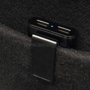 USB ČETVERNI POLNILEC/RAZDELILEC SA-060
