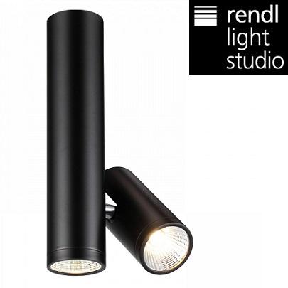 dizajnerski-stropni-led-reflektorji-črni