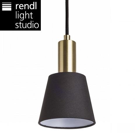 viseča-tekstilna-dizajnerska-svetilka-črna