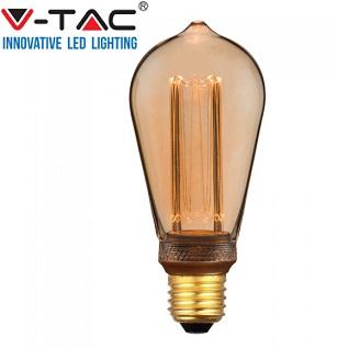 E27-art-filamentna-retro-vintage-žarnica-1800k-jantarna-amber-hruška