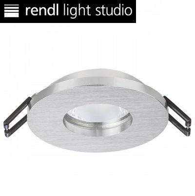 vgradna-vodotesna-svetilka-okrogla-gu10-ip65-brušen-aluminij
