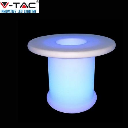 zunanja-dekorativna-akumulatorska-rgb-led-svetilka-vrtna-mizica-z-daljinskim-upravljanjem-ip65-za-gostinski-vrt-teraso-balkon-bela