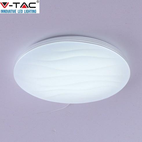 STROPNO STENSKA ZATEMNILNA LED SVETILKA fi 400 mm 40W 3000K DO 6000K