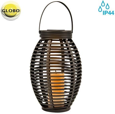 zunanja-viseča-namizna-dekorativna-okrogla-solarna-led-svetilka-ratan