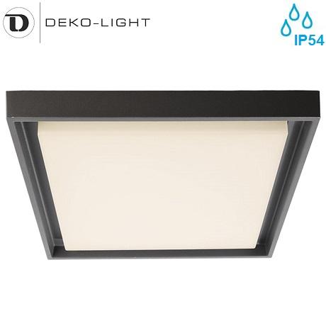 dizajnerska-vodotesna-kopalniška-led-plafonjera-zunanja-svetilka-antracitna-ip54