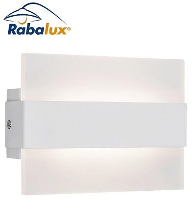 kvadratna-stenska-ambientalna-led-svetilka-brušen-aluminij