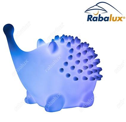 otroška-nočna-baterijska-rgb-led-lučka-ježek