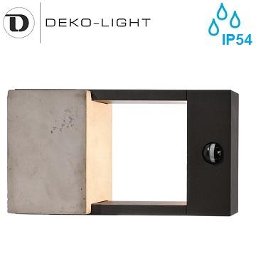 stenske-led-zunanje-luči-na-senzor