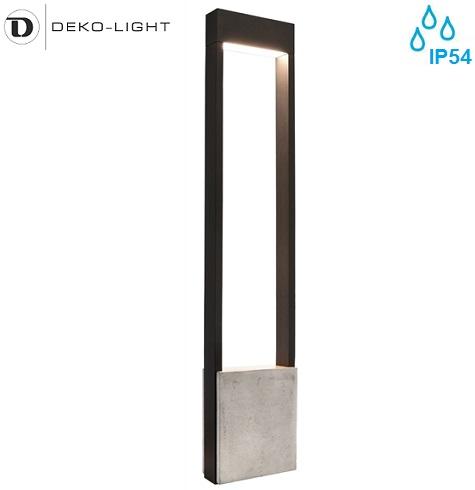 vrtni-led-stebriček-iz-betona-aluminija-1000-mm