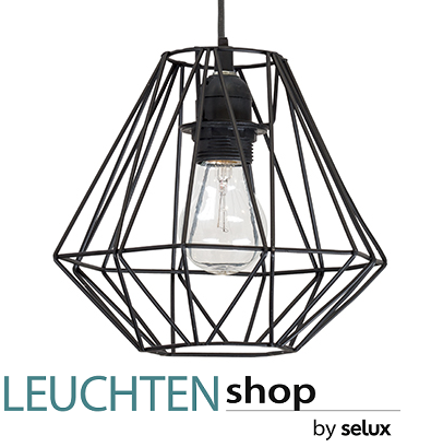 viseče-svetilke-iz-žice-retro-vintage-črne