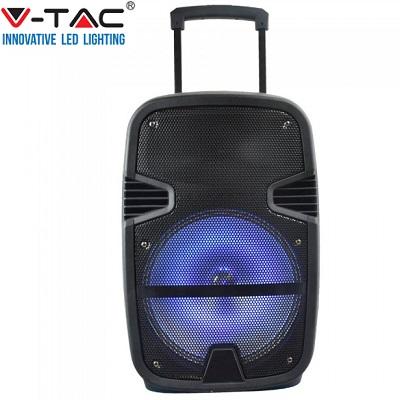 akumulatorski-karaoke-prenosni-zvočnik-35W