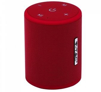 bluetooth-zvočnik-za-prostoročno-telefoniranje-poslušanje-glasbe-rdeči