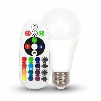 e27-rgb-led-sijalka-žarnica-z-daljinskim-upravljanjem
