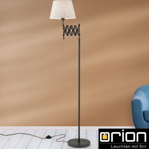 stoječa-bralna-retro-vintage-raztegljiva-svetilka