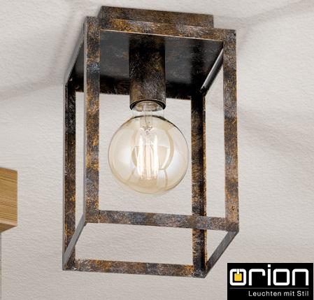 stropna-retro-vintage-svetilka-barva-staro-zlato
