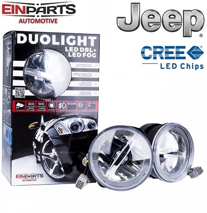 dnevne-led-luči-meglenke-jeep-grand-cherokee