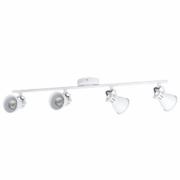 LED REFLEKTOR SERAS GU10 4X3,3W 3000K V TREH BARVAH