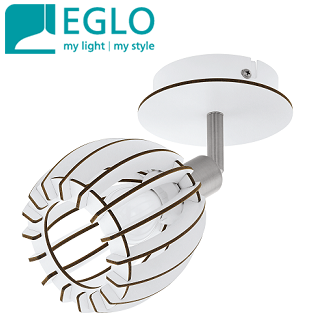 reflektor-iz-lesa-eglo-e14-beli
