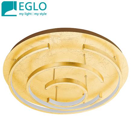 stropna-led-svetilka-zlata