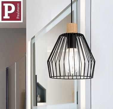 vintage-viseča-svetilka-z-lesom
