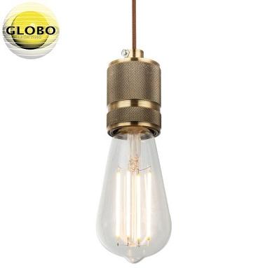 viseča-retro-vintage-svetilka-podnožje-e27-bronasta