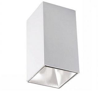 nadgradna-kvadratna-spot-svetilka-gu10-bela