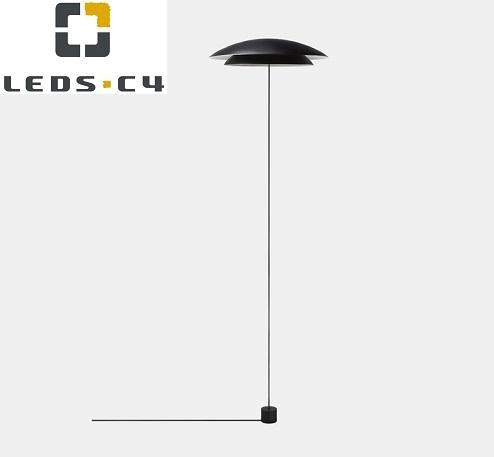 dizajnerska-viseča-stoječa-bralna-led-svetilka-črna