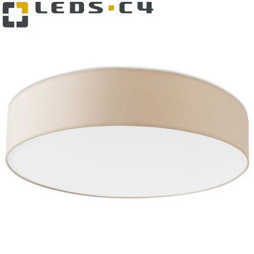 stropna-viseča-led-tekstilna-svetilka-plafonjera