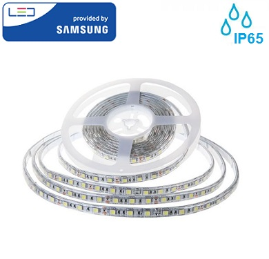 LED TRAK 24V 7,2W 3000K, 4000K ALI 6000K IP65