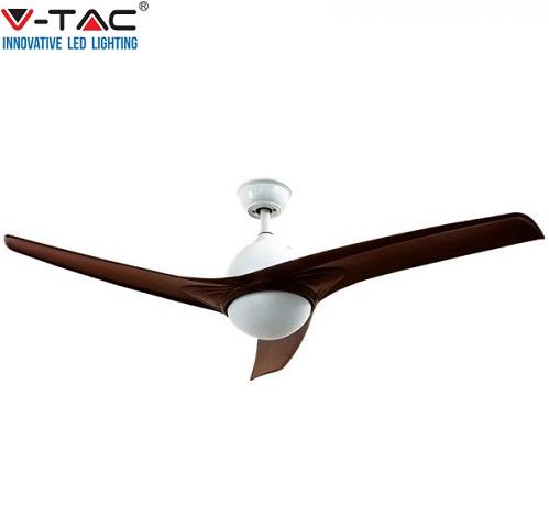 stropni-ventilatorji-na-daljinsko-upravljanje-nastavljiva-barva-svetlobe-rjava-krilca