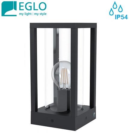 vrtna-svetilka-za-na-steber-ograje-eglo-ip44-črna
