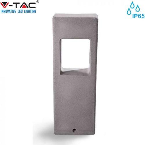 vrtni-led-stebriček-iz-betona-ip65-sivi