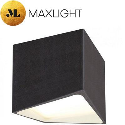 zunanja-nadgradna-led-svetilka-kvadratna-ip44-črna