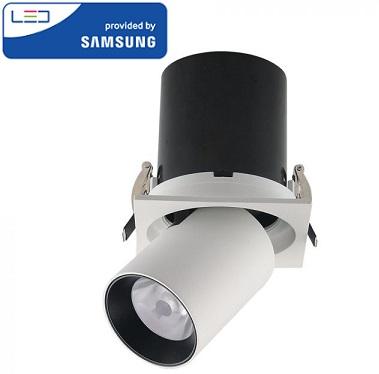 vgradna-gibljiva-led-svetilka-reflektor