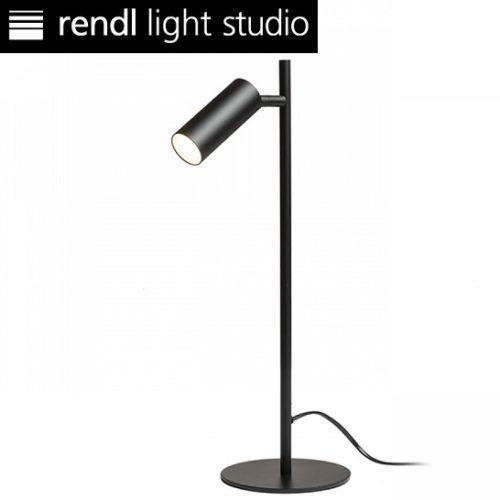dizajnerska-namizna-led-svetilka-črna
