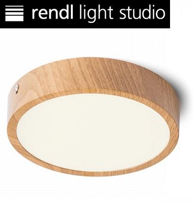 nadometni-okrogli-nadgradni-led-panel-rendl-light-studio-barva-bukev