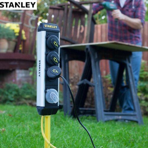 kabelski-podaljšek-z-vtičnicami-stanley-ip44-s-konico-za-v-zemljo
